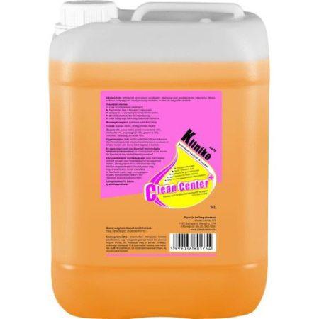 C.C.Kliniko-Soft folyékony fert. hatású kéztisztító szappan 5 l