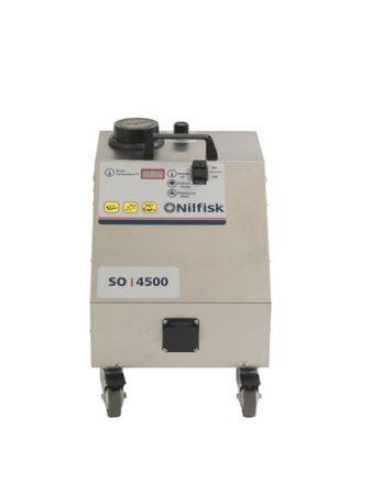 Nilfisk SO4500 Gőztisztító többcélú bel- és kültéri tisztításhoz és fertőtlenítéshez