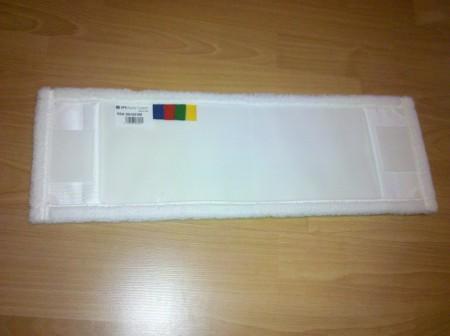 Zsebes/füles mikroszálas mop, 50x17 cm