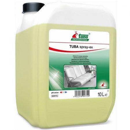 Tana TUBA spray-ex, Gépi szőnyegtisztítószer, 10l  (korábban Sprüh-ex)