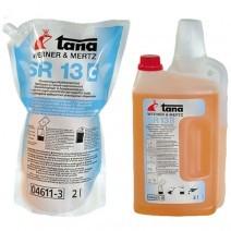 Tana TANET SR13C Fénytartó tisztítószer koncentrátum 2 l adagolóflakonnal ellátva