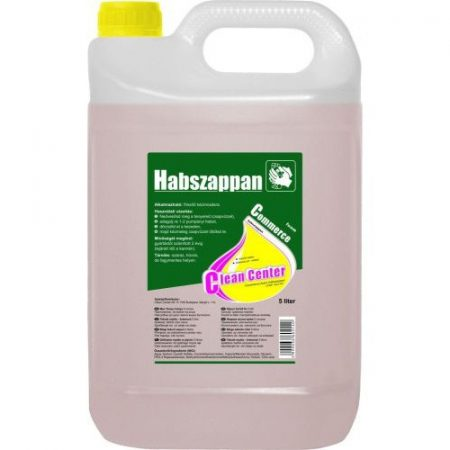 C.C.Commerce-foam habszappan, 5 liter