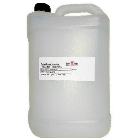 Folyékony szappan 5 literes