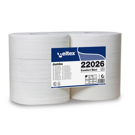 Celtex 22.026 WC papír, MAXI, 2 rétegű, 100% cell., d26,5, 6 tek/cs