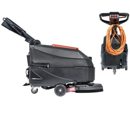 Nilfisk Viper AS4335 C Kisméretű gyalogkíséretű, vezetékes padlótisztító