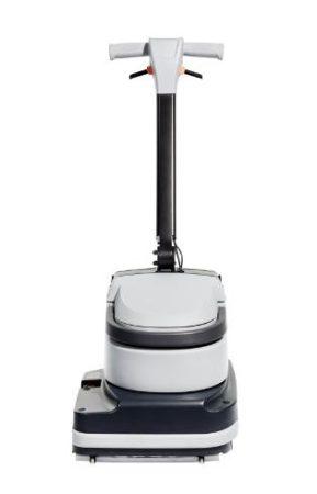Nilfisk SCRUBBER SC250  kompakt padlótisztító automata akkumulátorral, töltővel