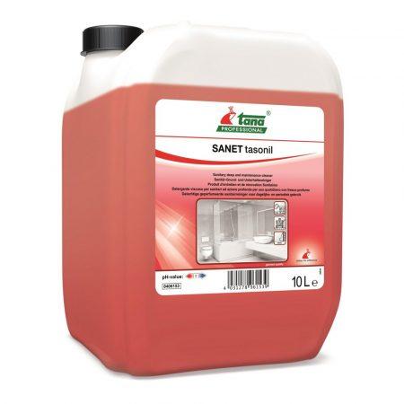 Tana SANET Tasonil, Fürdőszobai és szaniter tisztítószer, 10L (korábban Tasonil Ultra Fresh)