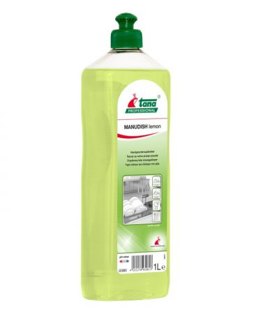Tana MANUDISH Lemon 1l Kézi mosogatószer