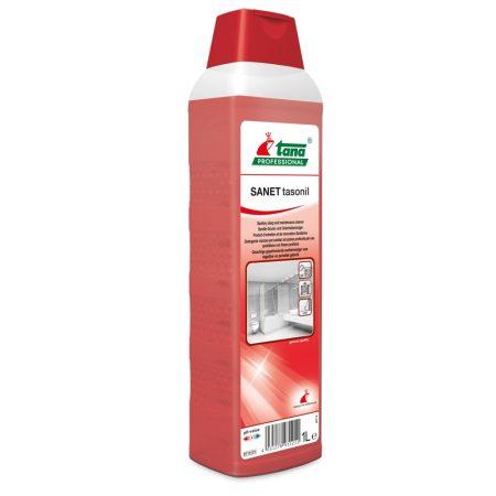 Tana SANET Tasonil Fürdőszoba  és szaniter tiszítószer, 1L (korábban Tasonil Ultra Fresh)