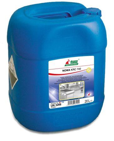 Tana NOWA KRC 740 Folyékony klórtartalmú kemotermikus tisztító 20L